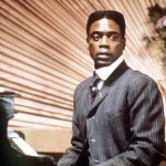 Howard E. Rollins Jr. in Ragtime (1981).
