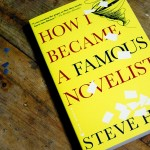 How I Became a Famous Novelist by Steve Hely book cover image
