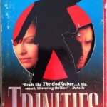 Trinities by Nick Tosches paperback book cover
