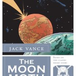 Moon Moth graphic novel book cover