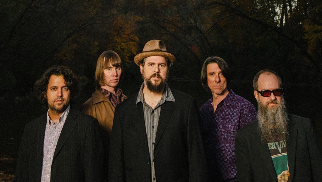 Drive-By Truckers press photo American Band
