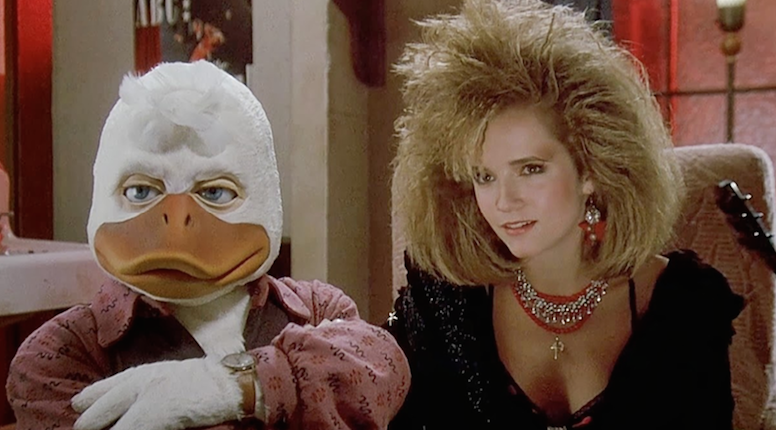 Howard the Duck movie 1986